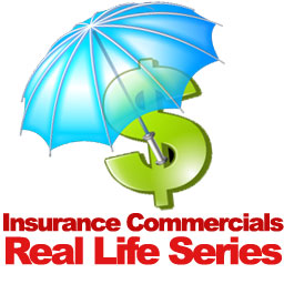 Radio Commercial Scripts Insurance - Real Life Commercial Series